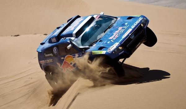 Dakar 2012 Volkswagen Race Touareg