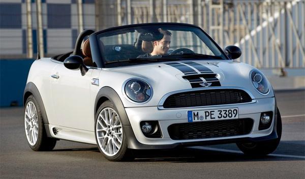 Mini Roadster frontal