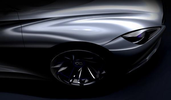 Delantera Infiniti concept deportivo eléctrico Salón de Ginebra 2012