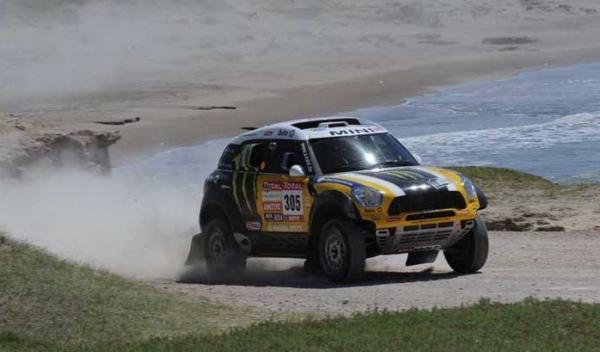 Dakar 2012 'Nani' Roma 305 Mini