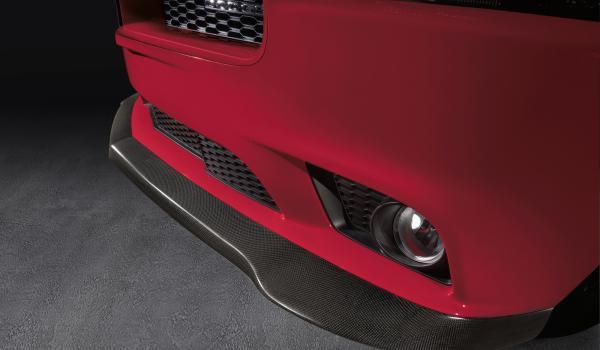 Dodge Charger Redline spoiler delantero