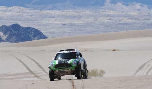 Dakar 2012 quinta etapa peterhansel