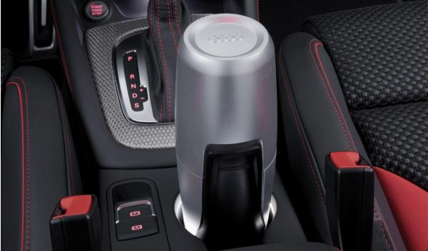 Audi Q3 Vail termo - Salón de Detroit 2012