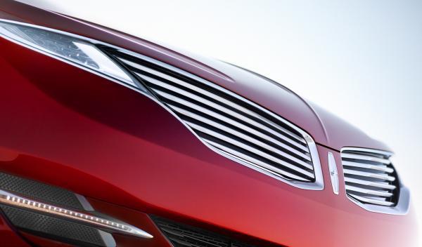 Lincoln MKZ Concept morro