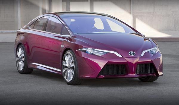 Toyota NS4 Salón Detroit 2012