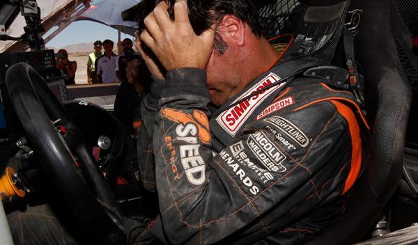 Robby Gordon Dakar 2012 decima etapa