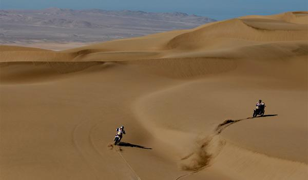 Dakar 2012 decima etapa coma despres