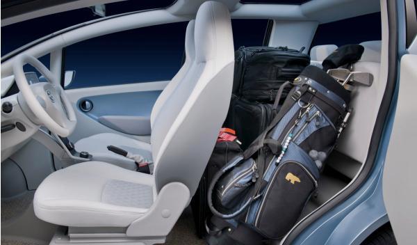 Tata eMO EV carga