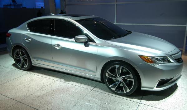 Acura ILX Salón de Detroit 2012