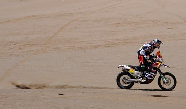 Marc Coma Dakar 2012 12 etapa