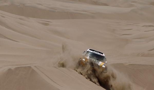 Dakar 2012 12 etapa mini roma