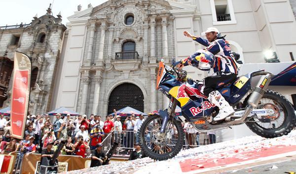 Dakar 2012 final despres