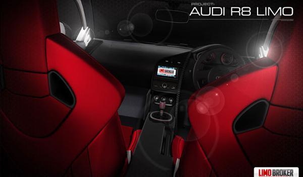 Audi R8 Limusina