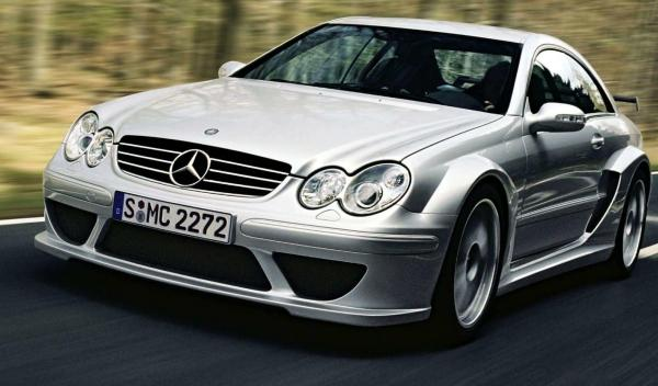 Mercedes-Benz CLK DTM Megaupload