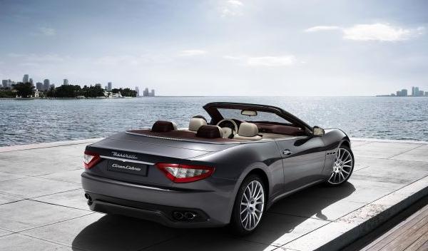 Maserati GranCabrio Megaupload