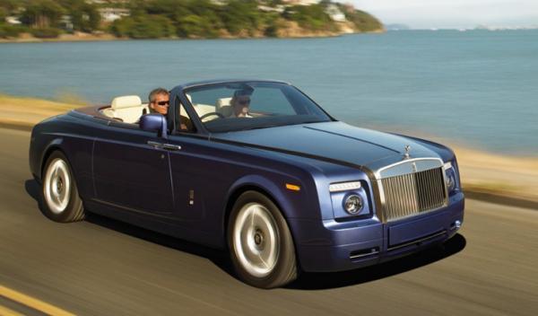 Rolls-Royce Phantom III Megaupload