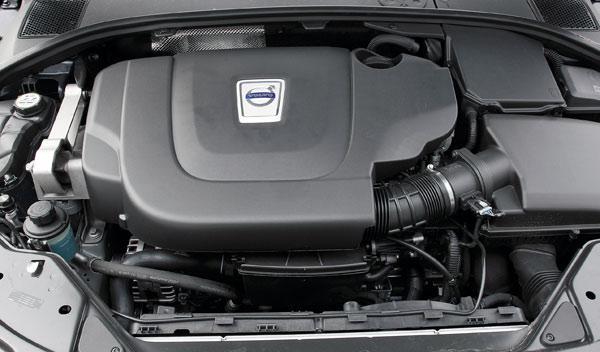 Volvo-S80-D5-interior-motor