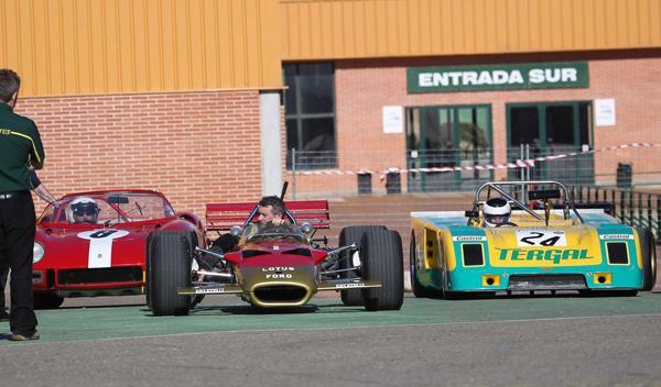 Motor Show Festival 2012 Zaragoza Autodrome
