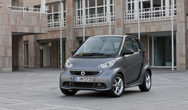 Smart Fortwo 2012 frontal