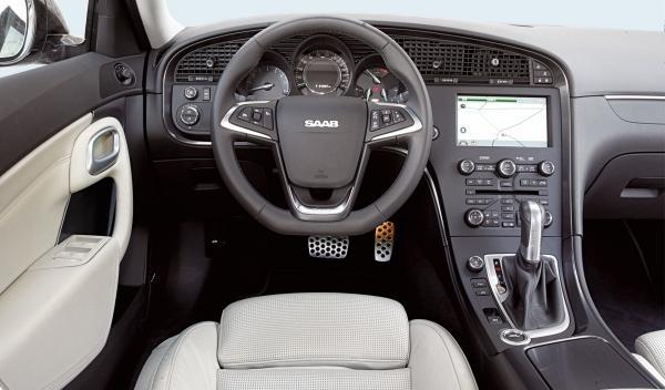 Saab 9-5 Aut mandos