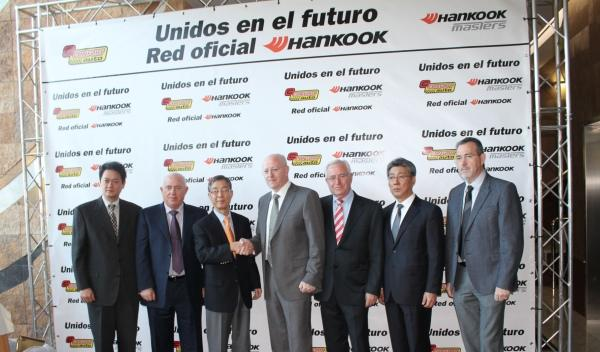 Confort Auto Hankook Masters taller inauguración