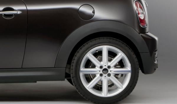 Mini Cabrio Highgate llantas