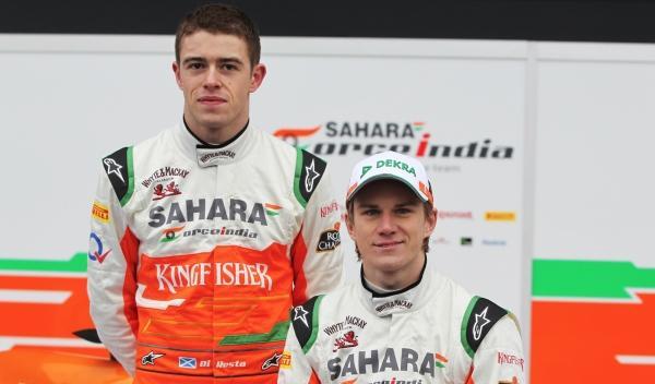 El nuevo Force India VJM05