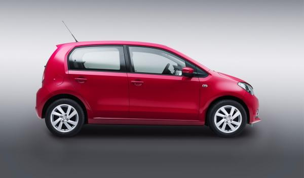 Seat Mii 5p lateral