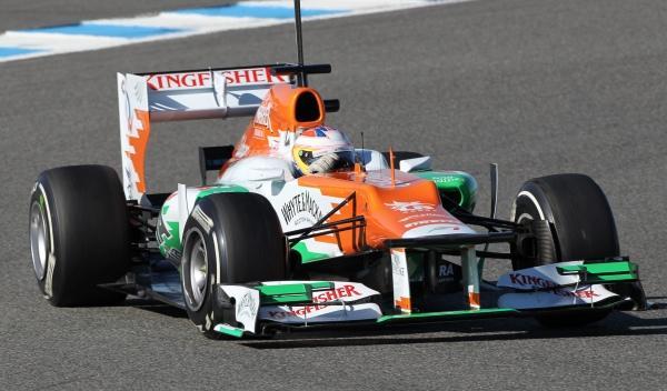 Paul di Resta-Force India