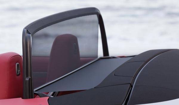 Deflector del Porsche 911 Cabriolet