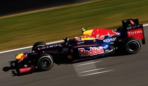 Mark Webber-Red Bull