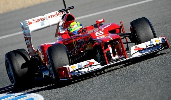 Felipe Massa-Ferrari