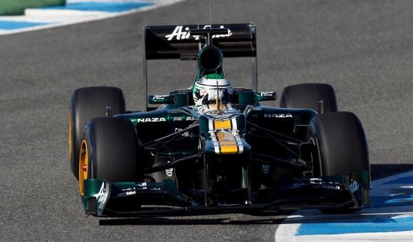 Heikki Kovalainen-Caterham