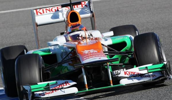 Jules Bianchi-Force India