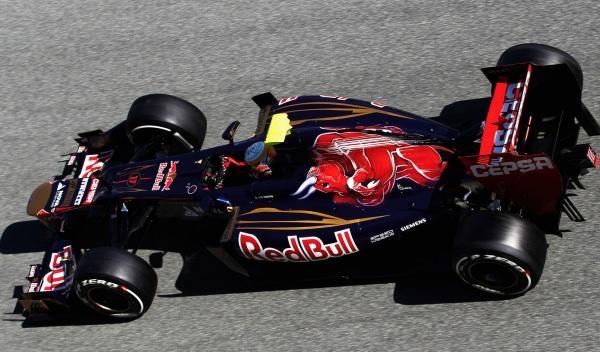 Jean Eric Vergne-Toro Rosso