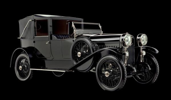 T32 Hispano-Suiza frontal