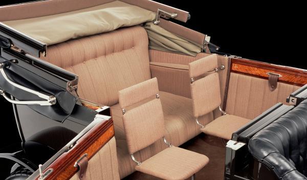 T32 Hispano-Suiza asientos