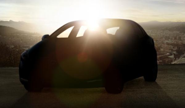 Volvo V40 teaser