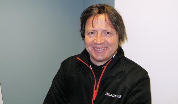 Suecia Stefano Modena Bridgestone