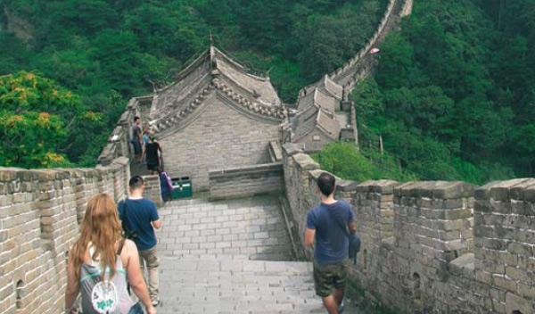 Suzuki Grand Vitara China muralla