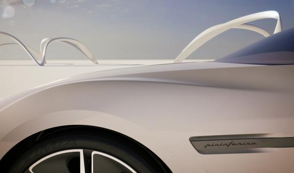 Pininfarina Cambiano Concept detalle