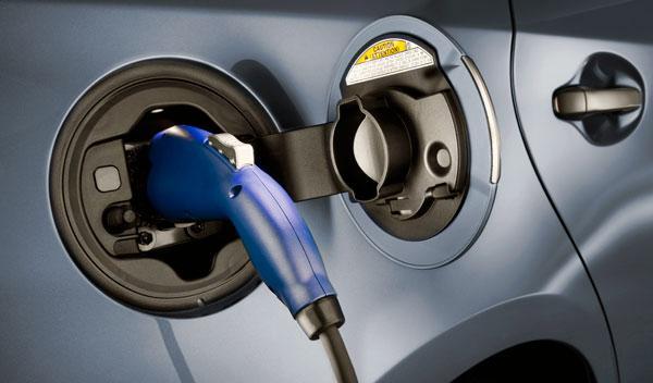 Toyota Prius Híbrido Eléctrico Enchufable autonomia
