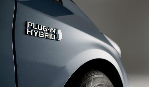 Toyota Prius Híbrido Eléctrico Enchufable comercialización
