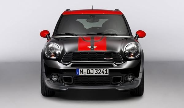 Mini John Cooper Works Countryman parrilla