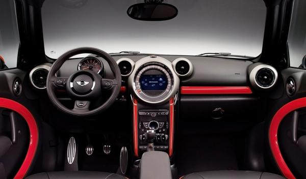 Mini John Cooper Works Countryman mandos