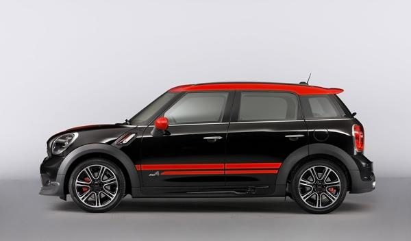 Mini John Cooper Works Countryman perfil
