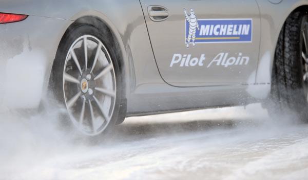 neumáticos de invierno michelín nieve
