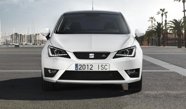 Nuevo Seat Ibiza FR parrilla