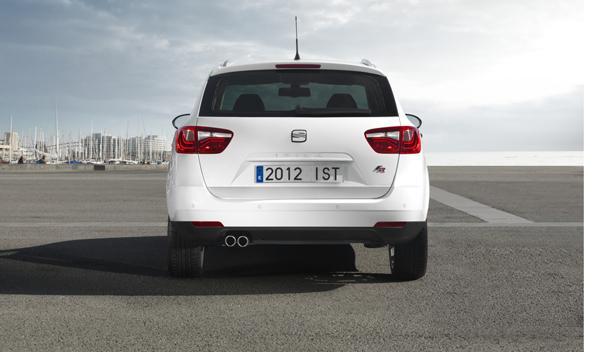 Nuevo Seat Ibiza FR zaga