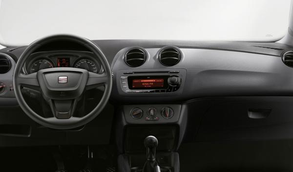 Nuevo Seat Ibiza FR interior
